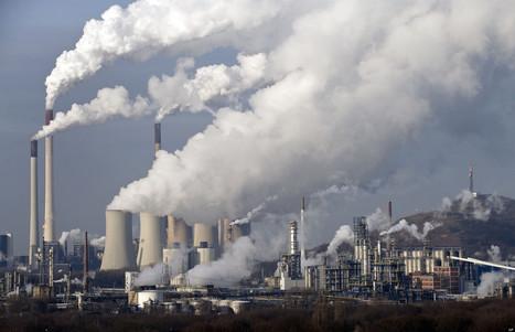 Atmospheric CO2 To Pass Major Milestone | Limburg klimaatneutraal | Scoop.it