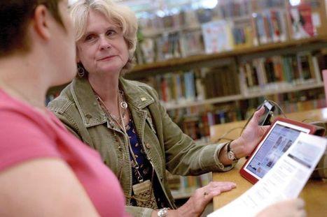 Library bridges city's digital divide - Portland Tribune | Research Capacity-Building in Africa | Scoop.it
