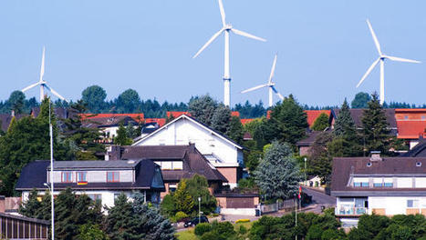 Relax, Living Near A Wind Turbine Won't Hurt Your Real Estate | Real Estate | Scoop.it