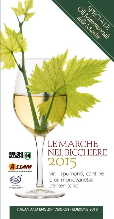 Discover le Marche through wines and EVOOs: Le Marche nel Bicchiere 2015 | Wines and People | Scoop.it