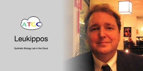 A Research Lab in the Cloud - Genome Compiler Corporation   SynBioFromLeukipposInstitute   Scoop.it