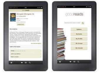 Aplicaciones móviles de redes sociales de lectura, otro desafío a los bibliotecarios | community management y  blogs | Scoop.it