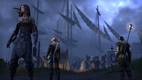 Elder Scrolls Online's Xbox One/PS4 Discounted Transfer Process Detailed | Entertainment | Scoop.it