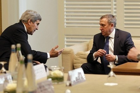 Foreign ministers from U.S., EU, Russia are working on a joint statement about Ukraine crisis | Gov & Law Ann Marie | Scoop.it