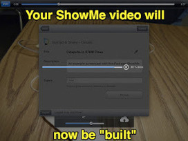 Create a Narrated Slideshow with ShowMe for iPad - Playing with Media | teaching with technology | Scoop.it