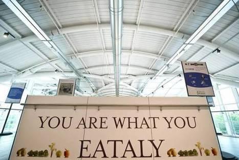 Eataly, nel futuro un autogrill senza coca e gratta e vinci... | Italica | Scoop.it