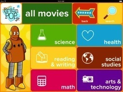 BrainPop Movie Apps - Unique Fun Learning Experience for Kids 6 to 11 on iOS and Android Devices! | innovative education | Scoop.it