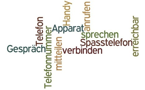 Telephoning in German — What you need to know | German learning resources and ideas | Scoop.it