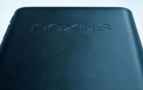 Los Nexus de LG y Huawei tendrán un sensor de huellas dactilares en la parte posterior (imágenes) | Mobile Technology | Scoop.it