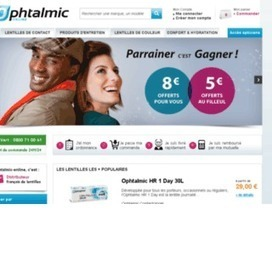 Codes promo Ophtalmic-online valides et vérifiés à la main | codes promo | Scoop.it