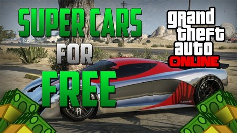 GTA 5 Glitches - How to Get Super Cars For Free in GTA 5 Online! (GTA 5 Glitches) (GTA V) - YouTube | Aircrafts n Fast Cars | Scoop.it
