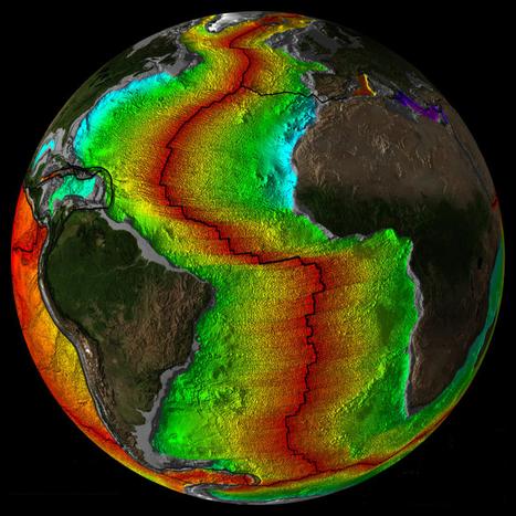 Cientistas descobriram fractura tectónica em formação ao largo da costa portuguesa | History 2[+or less 3].0 | Scoop.it
