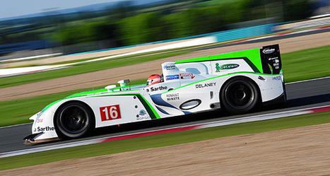LEMANS: Pescarolo's LMP1 makes track debut   Motores   Scoop.it