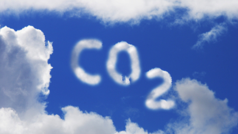 Here's what to do with all that extra CO2 you've got hanging around | Sustainable Futures | Scoop.it