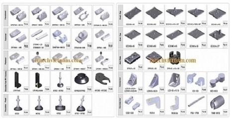 NHÔM ĐỊNH HÌNH - Nhôm Hình Công Nghiệp - Aluminum Profile | Băng tải, nhôm định hình, con lăn, giá kệ, máy tự động, bất động sản, nhà đất | Scoop.it