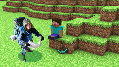 Using Minecraft to Challenge Students and Keep Learning Fun - Fractus Learning | Create: 2.0 Tools... and ESL | Scoop.it