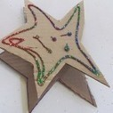 Using lots of glitter on our glittery stars in preschool | Teach Preschool | Scoop.it