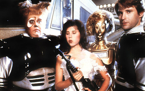 Mel Brooks hints at Spaceballs sequel to spoof new Star Wars | MOVIES VIDEOS & PICS | Scoop.it