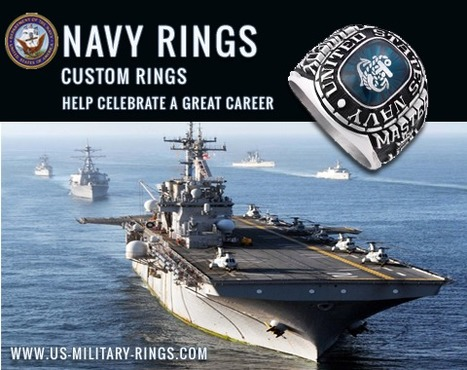 Help celebrate a great career in the US Navy   Military Gifts   Scoop.it