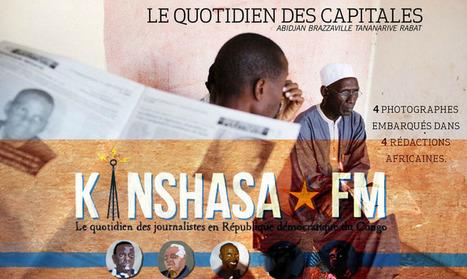 Regards sur le quotidien des journalistes africains | DocPresseESJ | Scoop.it