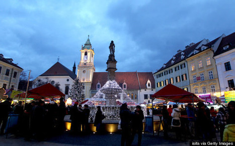 The 12 European Christmas Markets We Love To Love Every Year | Zemepisník | Scoop.it