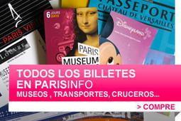 Oficina de turismo de Paris - Página Oficial | VIAJE PARÍS | Scoop.it