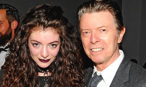 "David Bowie believed Lorde was ""the future of music"" 