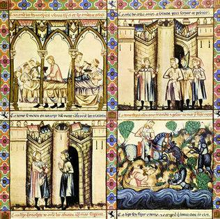 Miniatura Gótica | Expresiones Arquitectónicas Cristianas | Scoop.it