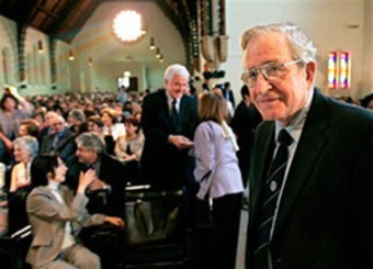 Noam Chomsky Has 'Never Seen Anything Like This': Chris Hedges | real utopias | Scoop.it