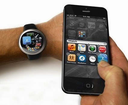 iPhone and iwatch working Together:   Technology in Business Today   Scoop.it