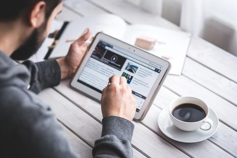 Pour s'informer, les jeunes adultes préfèrent le texte à la vidéo - Blog du Modérateur | Environnement Digital | Scoop.it