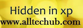 Hidden Programs In Windows XP ! - Alltechub | AllTechub | Scoop.it