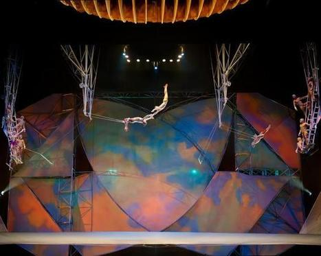 Cirque du Soleil: The Circus that Took Over the World   Creative Live Performances   Scoop.it