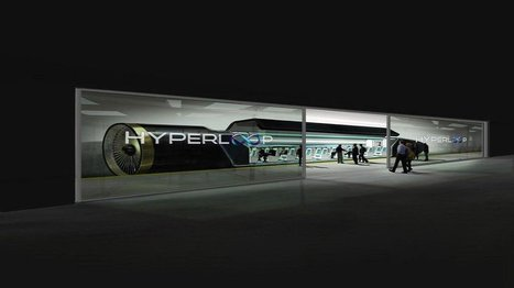 """Hyperloop is real"": ecco il video che vi mostra il futuro (by Elon Musk) 
