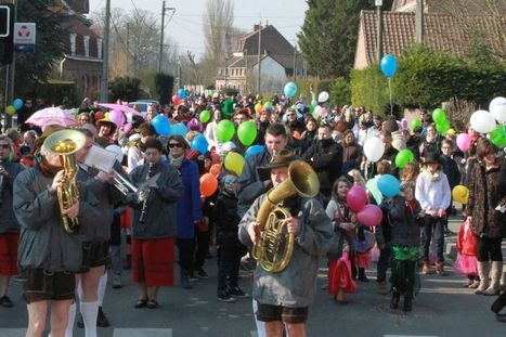 Carnaval des enfants - 12/03/2016 - Verlinghem - Site officiel de la commune | Verlinghem actu | Scoop.it