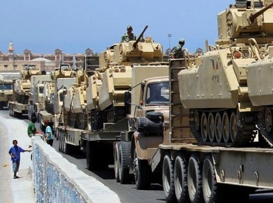 Activists claim 1 million signatures supporting military takeover | Égypt-actus | Scoop.it