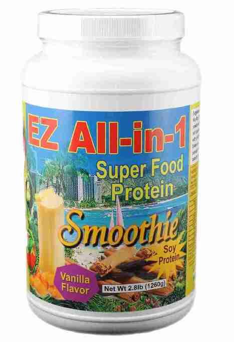 Vanilla protein powder - Natural protein powder - Protein smoothie diet | Protein Supplements | Scoop.it