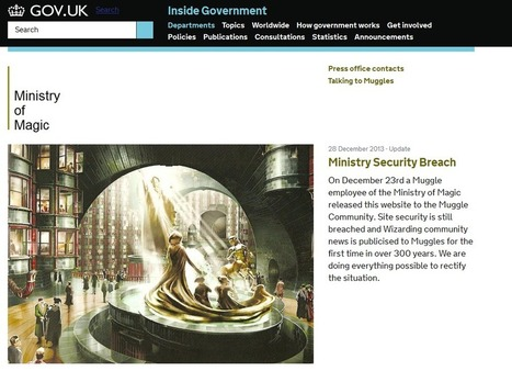 Open Source Government Code Not Just for Muggles | Linux and Open Source | Scoop.it