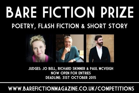 Writing Competitions | Poetry Competition | Flash Fiction | Short Story | Bare Fiction Prize | Scriveners' Trappings | Scoop.it