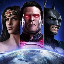 Injustice: Gods Among Us v2.3.0 Unlimited Gold - Android Games, Apps, APK Downloads | Android Games APK Mods | Scoop.it