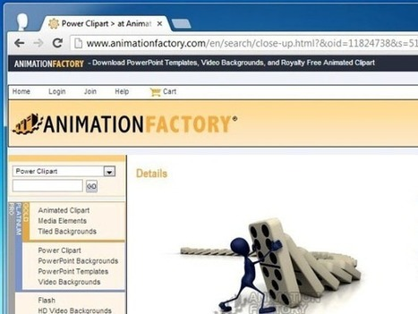 Download Animated PowerPoint Templates and Clipart At Animation Factory | PowerPoint Presentation | Etymology Of Clipart | Scoop.it