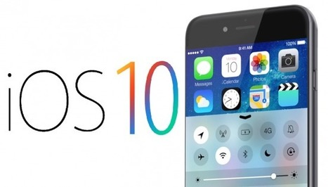 [Apple] Download The Second Public Beta Of iOS 10 on iPhone/iPad | Technology | Scoop.it