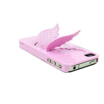 La coque ailes d'ange 3D rose pour iPhone 4/4S est actuellement en promotion !... | Accessoires SmartPhone iPhone | Scoop.it