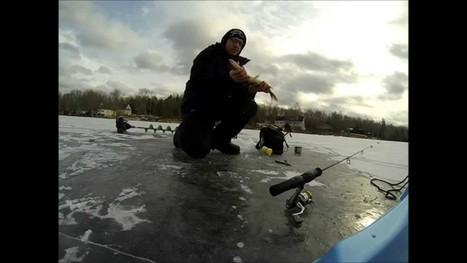 Nova scotia fishing for Ice fishing scoop