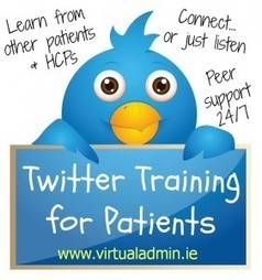 8 reasons why patients & carers should use Twitter | UPCARING project | Scoop.it