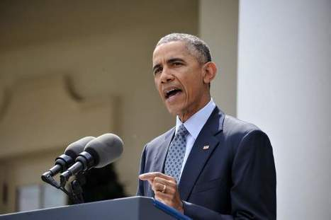 Obama Rejects Recognition of Israel as Condition of Iran Deal | Competitive Intelligence | Scoop.it