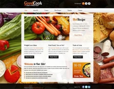 40 Free Html5 Responsive Templates | Recursos para diseñadores gráficos | Scoop.it