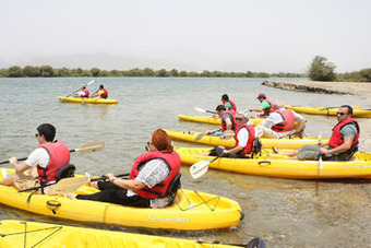 Kalba ecotourism project inaugurated | Eco Friendly Vacations | Scoop.it