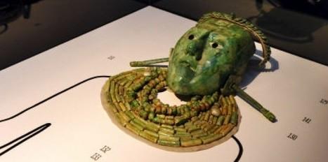 Les masques de jade mayas : des trésors funéraires magiques | Merveilles - Marvels | Scoop.it