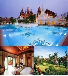 Relaxing in the Natural Landscapes in Northern Thailand @ Dhara Dhevi Chiang Mai | Hotel in Asia | Scoop.it
